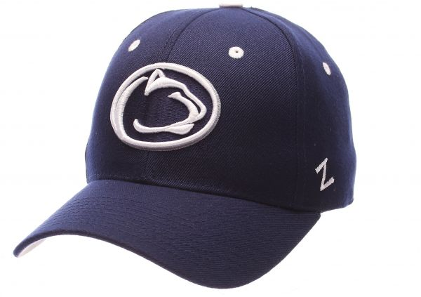 1d3d855160a9f Zephyr NCAA Penn State Nittany Lions Men s DH Fitted Cap