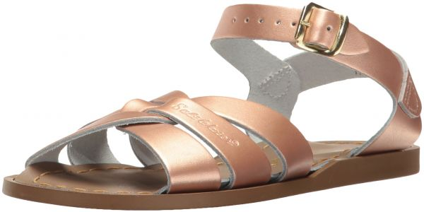 1fa3c6525f9 Salt Water Sandals by HOY Shoe Girls  Salt Water Original Flat ...