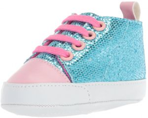 Baby Girl Sparkle Sneakers 12-18 months