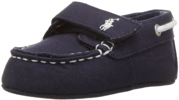 c12bbe468e13 Polo Ralph Lauren Kids Boys  Sander EZ Crib Shoe