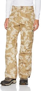 DC Mens Code 15k Water Proof Snow Pants