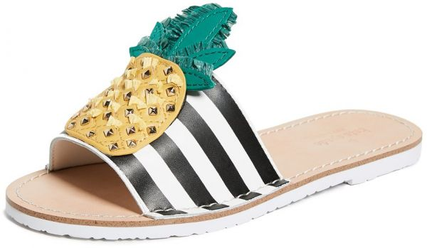 768cbd88b869 Kate Spade New York Women s Icarus Slide Sandal