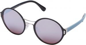 9fda983b6d Prada Round Women s Sunglasses - 57TS GAQ 6S2 -54 -22 -140 mm