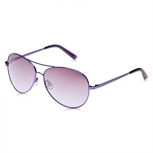 726ea97617 Bebe Women BB7112 60 AFRICAN VIOLET Metal Sunglasses - BB7112-6013500