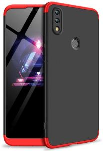informazioni per 447d0 2626f 360 Degree protection Case Cover for Huawei Honor 8X- Black & Red