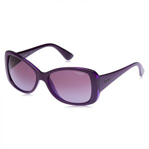 e54658343f8 Vogue Square Sunglasses for Women - Purple Lens