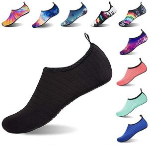 b11682d257f4 Water Shoes Beach Swim Barefoot Shoes Quick Dry Aqua Socks Yoga for Women s  Men s Kid Summer
