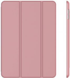 b5d86c893 RDX Case For Apple iPad 2 3 4 (Old Model) Smart Cover with Auto Sleep/Wake  - (Pink)