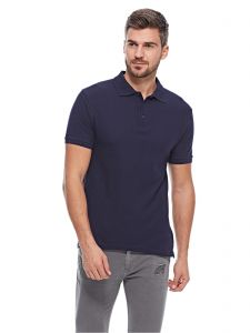 0ae8314971ef Fruit Of The Loom Polo for Men - Blue