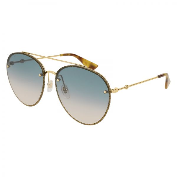 6c34979164 Gucci Aviator Sunglasses for Women - Multi Color Lens