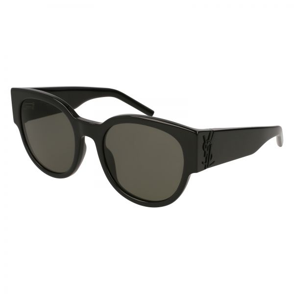 41545c4508cdae Saint Laurent Wayfarer Sunglasses for Women - Grey Lens, SL M19-001 ...