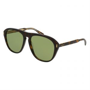 8e6ba0f7b60ce Gucci Oversized Sunglasses for Women - Grey Lens