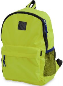 Mintra Waterproof Backpack For Unisex - Lime Green  5d239ecce