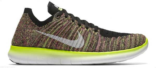 03ec9927910a Nike Free Rn Flyknit Ms Running Shoes For Women - Multicolor