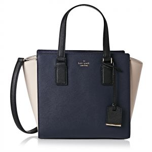 3757eda0b53d Kate Spade Cameron Street Small Hayden Tote Bag For Women - Navy