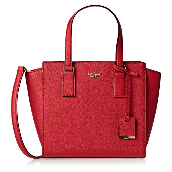 Kate Spade Cameron Street Small Hayden Tote Bag For Women - Red ... 94a126e53711c