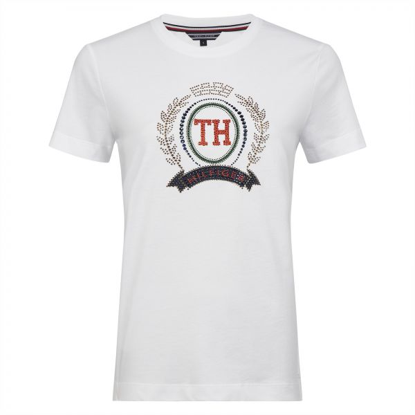 5f755c430 Tommy Hilfiger T-Shirt for Women - White