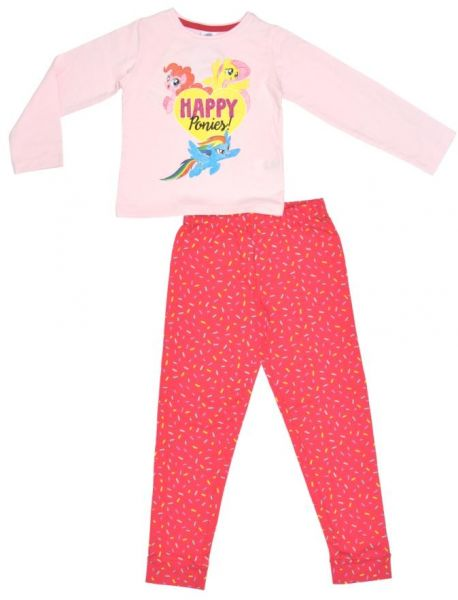 My Little Pony Girls Pyjama Set c60692764