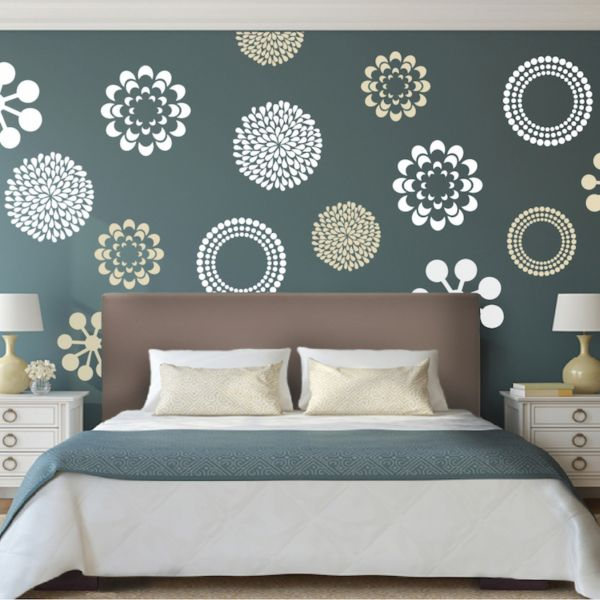 patterns wall sticker | souq - egypt