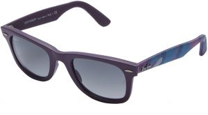 05def62056b Ray-Ban Unisex Square Acetate Sunglasses - RB2140 606471 50-22-150mm
