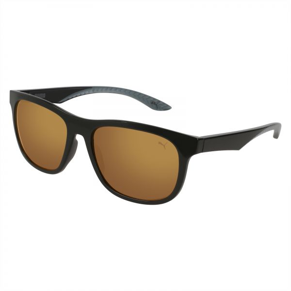 baa080e1e38 Puma Wayfarer Sunglasses for Men - Yellow Lens