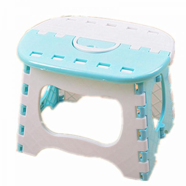 f5f072bf518 Folding Step Stool - The Lightweight Step Stool is Sturdy Enough to Support  Adults and Safe Enough for Kids. Opens Easy with One Flip. Great for  Kitchen ...