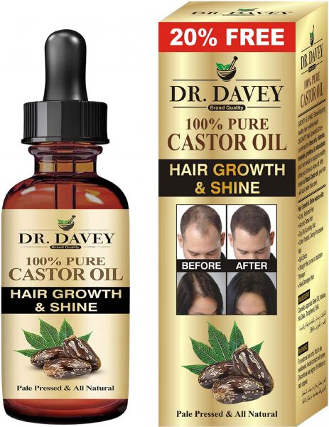 Dr Davey Hair Growth And Shine Castor Oil Souq Uae