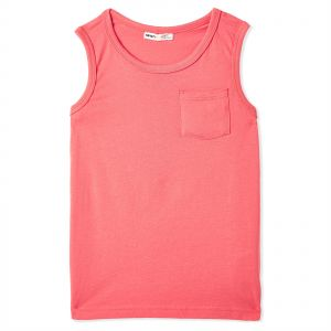 be9d618e33eb4 Koton Tank Top for Boys - Pink