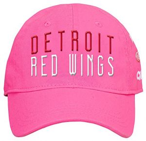 888e01e9cbbe9 Outerstuff NHL Detroit Red Wings Children Girls My First Slouch Hat