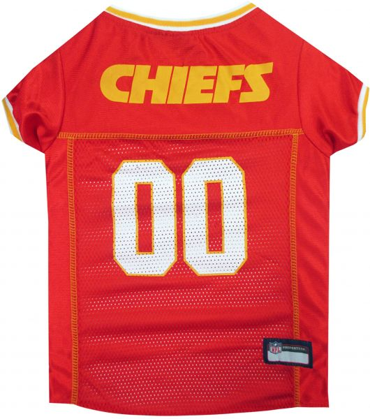45f6c8c20 32 NFL Teams Available. - Comes in 6 Sizes. - Football Pet Jersey. - Sports  Mesh Jersey. - Dog Jersey Outfit. - NFL Dog Jersey