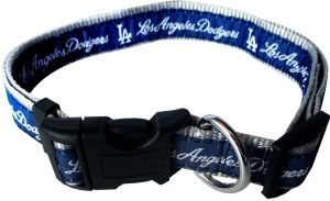 af4c1f1b6 MLB LOS ANGELES DODGERS Dog Collar