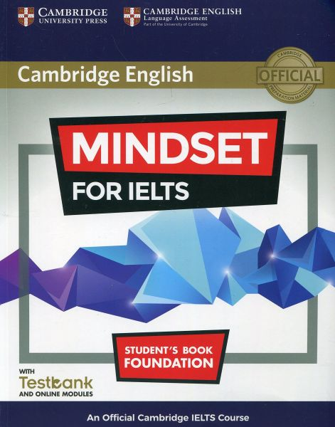 Mindset for IELTS Foundation Student's Book with Testbank
