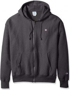 e801db23ab7a Champion LIFE Men s Reverse Weave Full-Zip Hoodie