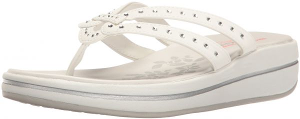 160af6839 Skechers Women s Upgrades Be-Jeweled Flip Flop