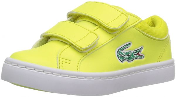 f7acf873e90a81 Lacoste Kids  Straightset Lace 118 2 CAI Lace Sneakers