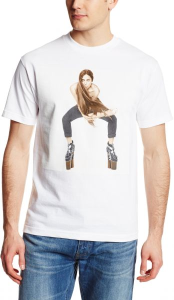 Bravado Men S Lady Gaga The Arm T Shirt White 2x Large Souq Uae