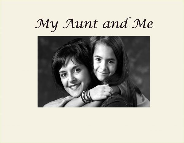 Infusion Gifts 3025 So My Aunt And Me Engraved Photo Frame Small