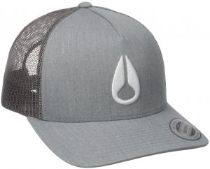 669449ab337 NIXON Young Men s Iconed Trucker Hat Hat