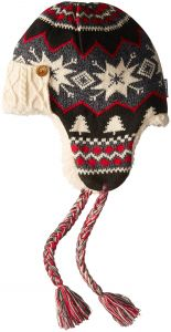 a56fedd7d7892 MUK LUKS Women s Lodge Trapper Hat-Traditional Marled