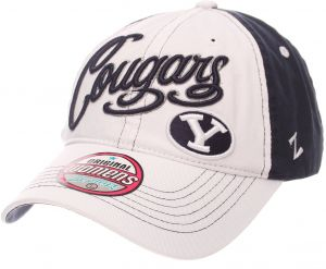 cb5df6c127e Zephyr NCAA Byu Cougars Adult Women Vogue Women s Relaxed Hat
