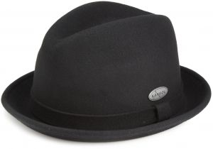 95cacd8d698 Kangol Men s Lite Felt Player Hat