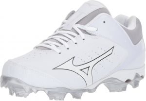 1725631670a Mizuno Women s 9-Spike Advanced Finch Elite 3 Fastpitch Cleat Softball Shoe