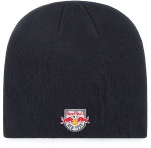 OTS MLS New York Red Bulls Beanie Knit Cap cccf02a25674