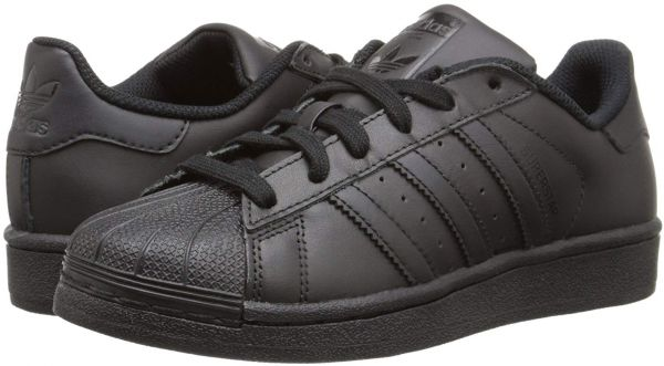 reputable site 4e0f6 f00f4 adidas Originals Superstar Foundation J Sneaker for Kids