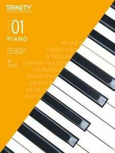 Trinity College London Piano Exam Pieces & Exercises 2018-2020. Grade 1 (with CD) by Expert Team - Paperback