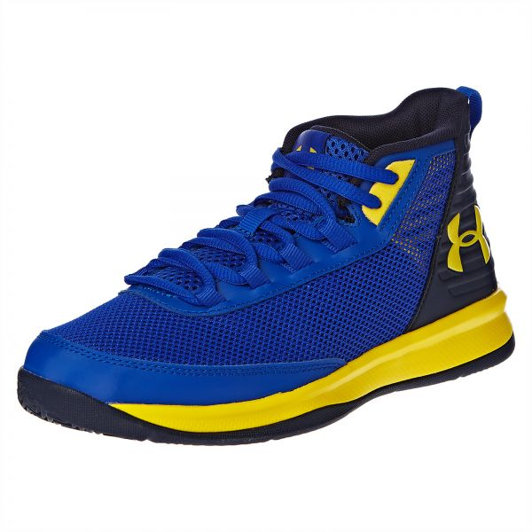 5059a39c30dd Under armour Jet Mid Basketball Shoes For Kids