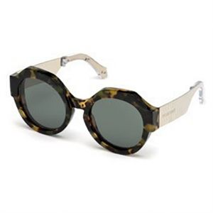 24a970967e8 Roberto Cavalli Round Sunglasses for Women - Grey Lens