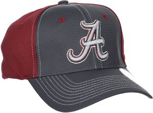 944c7fd44c2 ZHATS NCAA Alabama Crimson Tide Adult Men Grid Cap