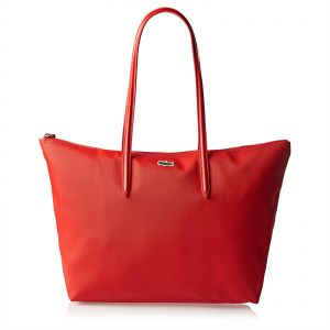 744ff2065c5f3 Lacoste Tote Bag for Women - Red