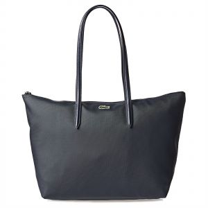 7a515bce5a08 Lacoste Tote Bag for Women - Dark Navy